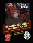 RPG Item: The Heir of Orcus - Verse I & II