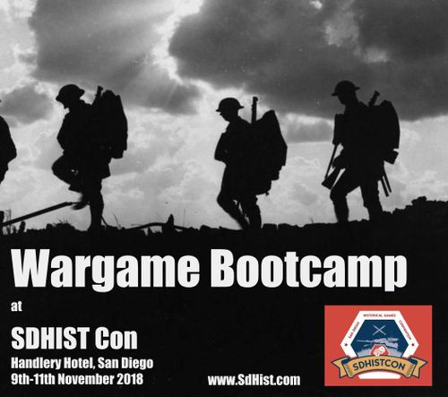 In guild Wargame Bootcamp