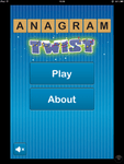 Video Game: Anagram Twist: Jumble and Unscramble Text