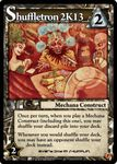 Board Game: Ascension: Chronicle of the Godslayer – Shuffletron 2K13 Promo Card