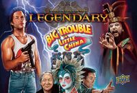 Board Game: Legendary: Big Trouble in Little China