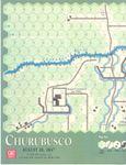 Board Game: Battle of Churubusco