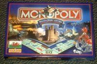 Board Game: Monopoly: Wales-Cymru