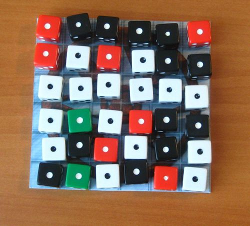 Board Game: 36d6