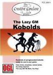 RPG Item: The Lazy GM: Kobolds