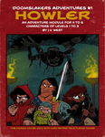 RPG Item: Howler (3.5/OGL)