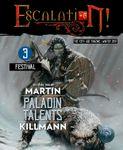 Issue: Escalation (Issue 3 - Winter 2017)