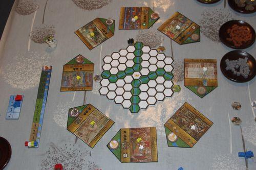 Board Game: Pilgrim