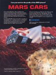 Video Game: Mars Cars