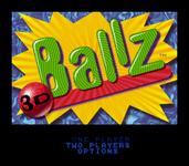 Video Game: Ballz 3D