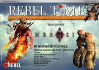 Issue: Rebel Times (Issue 92 - May 2015)