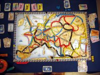Board Game: Ticket to Ride: Europe