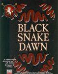 RPG Item: Black Snake Dawn