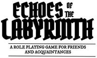 RPG: Echoes of the Labyrinth