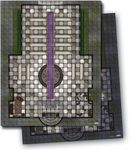 RPG Item: GameMastery Flip-Mat: Cathedral