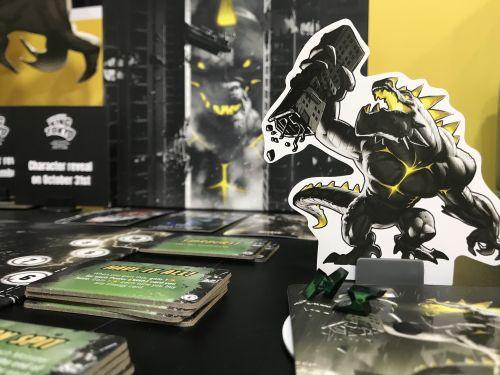 Board Game: King of Tokyo: Dark Edition