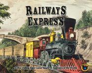 Board Game: Railways Express