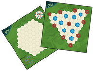 Board Game Accessory: 504: Set-Up Poster