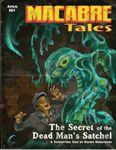 RPG Item: The Secret of the Dead Man's Satchel
