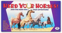 Board Game: Herd Your Horses