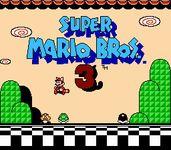 Video Game: Super Mario Bros. 3