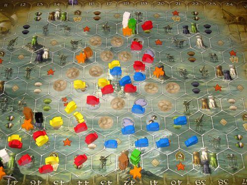 Board Game: Titania