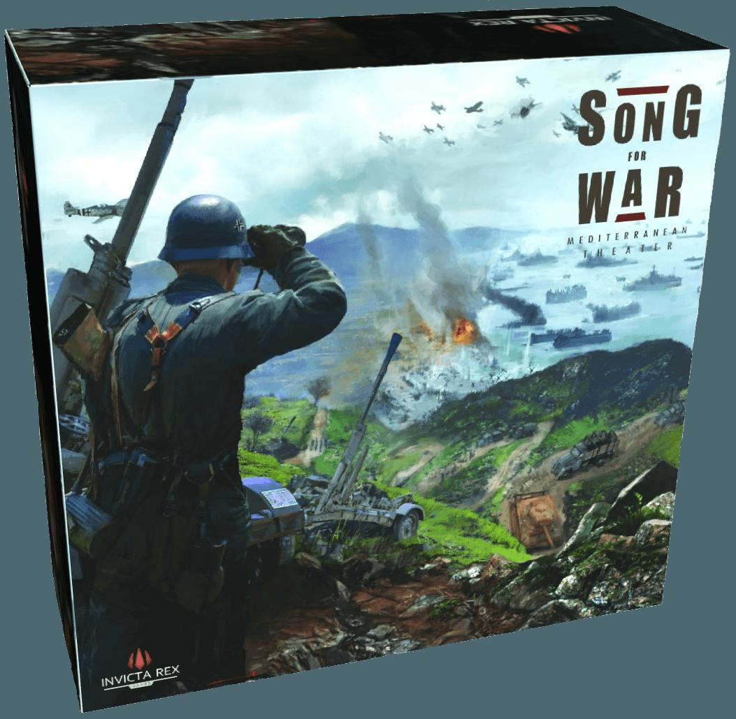 Song for War: Mediterranean Theater