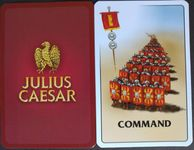 Front and back of the command cards.