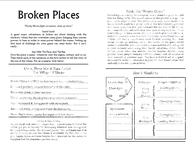 RPG Item: Broken Places