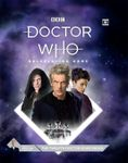 RPG Item: The Twelfth Doctor Sourcebook