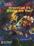 RPG Item: HyperCad 54, Where Are You?