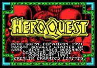 Video Game: HeroQuest