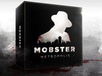 Board Game: Mobster Metropolis