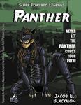 RPG Item: Super Powered Legends: Panther