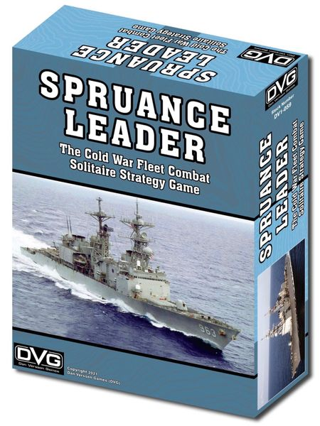 Spruance Leader