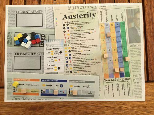 Board Game: Austerity