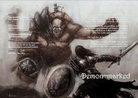 RPG Item: Demon~marked
