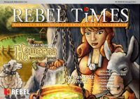 Issue: Rebel Times (Issue 98 - Nov 2015)