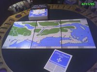 Board Game: New France 1760