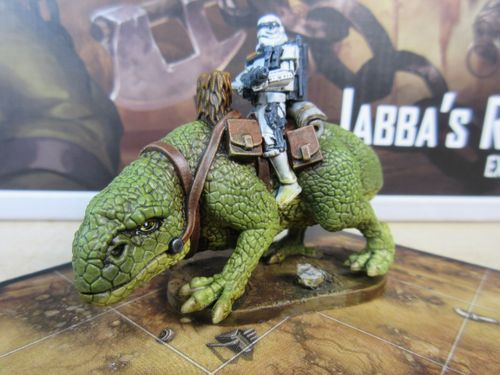 Board Game: Star Wars: Imperial Assault – Captain Terro Villain Pack