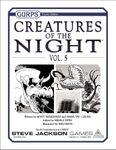 RPG Item: Creatures of the Night, Vol. 5