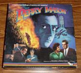 Board Game: The Perry Mason Game