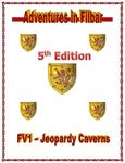 RPG Item: FV01: Jeopardy Caverns