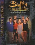 RPG Item: Buffy Character Journal