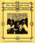 Issue: The Unspeakable Oath (Issue 3 - 1991)