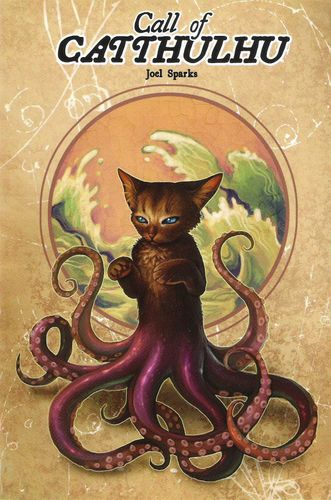 RPG Item: Call of Catthulhu
