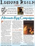 Issue: Legions Realm Monthly (Issue 5 - Jan 2003)