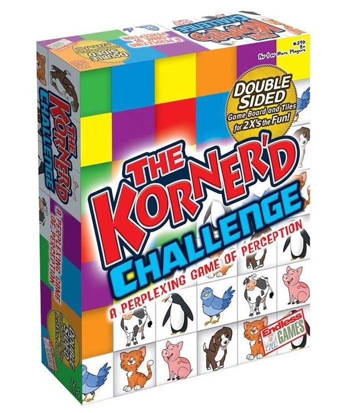 The Korner'D Challenge