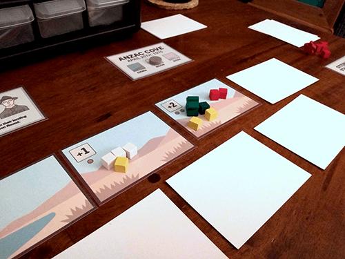 Board Game: Anzac Cove