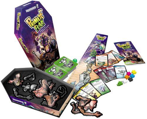 Board Game: Primate Fear